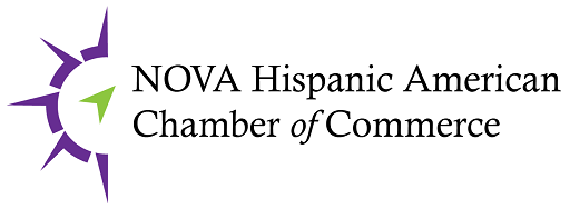 Logo NOVA Hispanic American Chamber of Commerce NOVAHCC